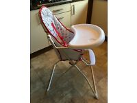 HIGH CHAIR - Hello Ernest by Redkite