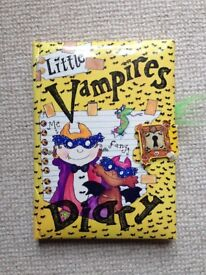 Little Vampire's Diary by Sonia Holleyman