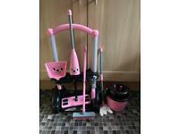 Hetty cleaning set