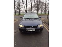 ***VOLVO S60 D5 SE FULLY LOADED WITH CREAM COLOUR INTERIOR ONLY 1 FORMER KEEPER***