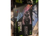 1080ti STRIX RGB 11GB ASUS ROG graphics card