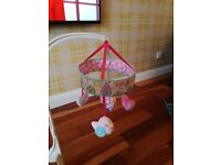 Mothercare - Pink Cot Mobile