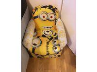 Minion Toddler Chair