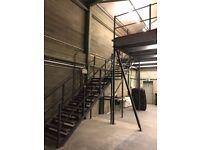 Steel Mezzanine Floor for Sale