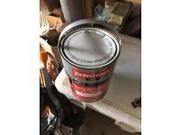 Fire retardant / Flame retardant Paint