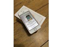 iPhone SE rose gold unlocked 16GB