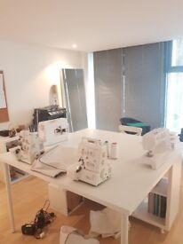 Shared fashion work space £30 - £450