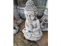 Buddha concrete stone garden ornament