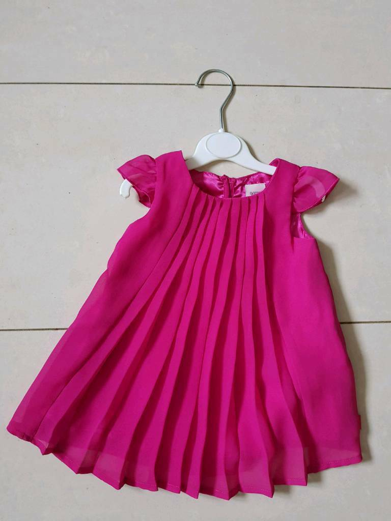 Baby girls ted baker dress size 0-3 month | in Sunderland, Tyne and ...