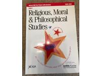 Religious, Moral and Philosophical Studies (RMPS) Past Papers