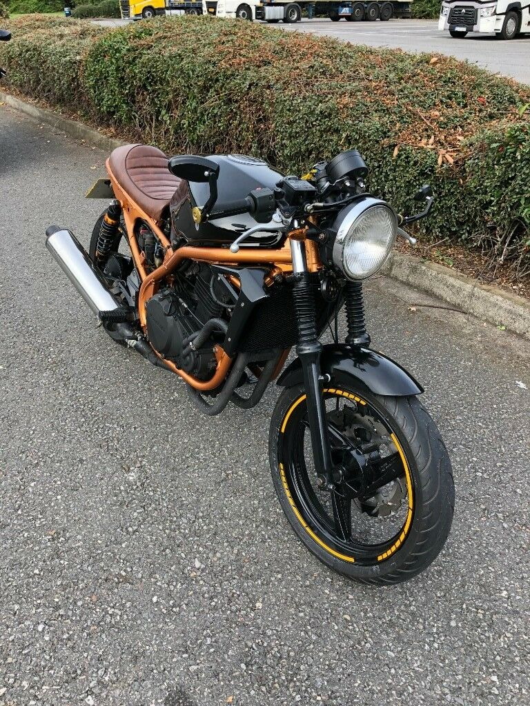Kawasaki Er5 Cafe Racer Kit Jidimotor Co - Www imagez co