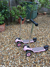 Childrens scooters