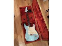 Fender Stratocaster 60s Special Edition Daphne Blue