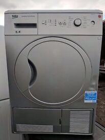 Beko Condenser Dryer (8kg) (6 Month Warranty)