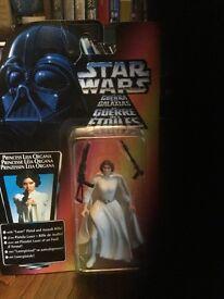 Princess Leia Kenner figure