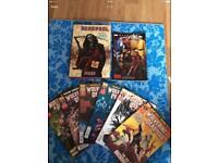 Deadpool Marvel Comic Collection