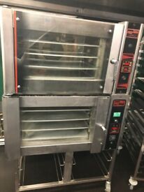 EuroForse Bake off ovens in good condition I Phase