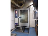 Falcon t series Gas Combi Oven