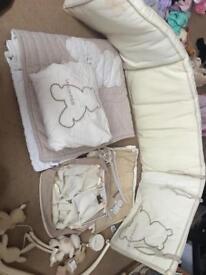 Mothercare unisex bedroom set