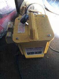 Portable transformer