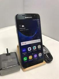 Samsung S7 32gb UNLOCKED IMMACULATE CONDITION
