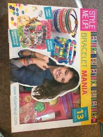 Kids bracelet maker set