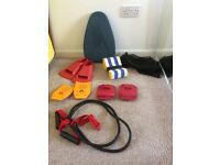 Complete swim training kit