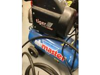 Garage air compressor 2hp seldom used