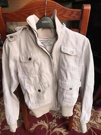 Warehouse coat size 8