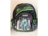 Hulk school bag