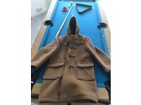 Churcher's college winter coat - as new