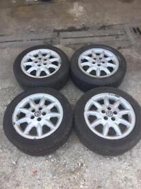 Mk3 golf GTI wheels and tyres