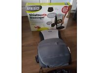 HoMedics SBM-189H-GB Full Back Shiatsu Massager Relax Comfort Seat