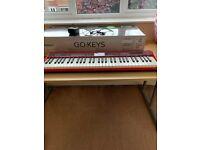 Roland GO:Keys 61 Key Music Creation Keyboard