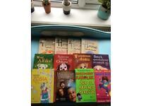 Polish book bundle for children (Polskie książki dla dzieci)
