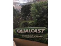 Qualcast quiet shredder