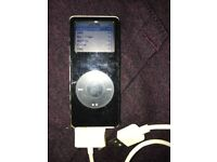iPod nano black 2gb
