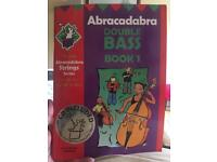 Double bass book - Abracadabra
