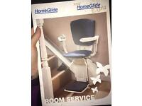 HomeGlide Stair Lift