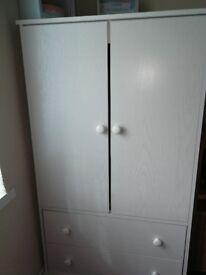 Small cupboard x2 drawers