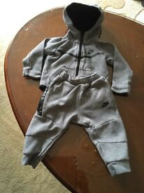 Nike Tracksuit 12-18mnths