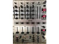 Djx700 dj mixer