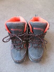 Steve Backshall walking boots in excellent condition