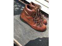 Ladies barghaus walking boots