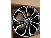 "Ford ST Style Alloys 18"" 5x108 WILL FIT MOST Fords Jaguars Volvos"