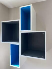 Ikea Tutemo Open Cabinet Combination