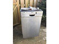 BOSCH Silence Comfort - Auto 3in1 Slimline Integrated Dishwasher £40.00