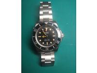 Automatic Diver watch 40mm automatic men
