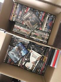 50 DVDs JOB LOT