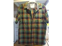 Vans green Checkered Shirt